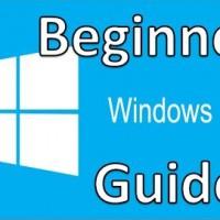 Windows 10 - Beginners Guide [Tutorial]